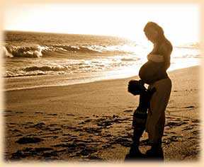 a pregnant woman considering homebirth in Ventura